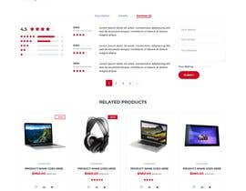 #47 for Redesign approx 10 website pages by safiur925