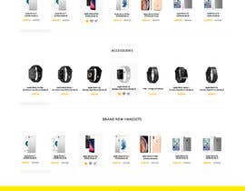 #55 cho Redesign approx 10 website pages bởi ccreativghostO5