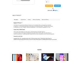 #58 for Redesign approx 10 website pages by ccreativghostO5