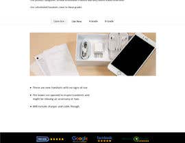 #61 for Redesign approx 10 website pages by ccreativghostO5