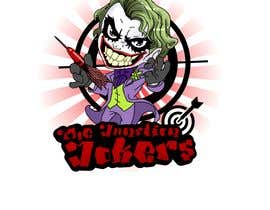 #20 for Illustrate a Joker Logo with dartboard by berragzakariae