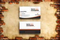 Graphic Design Kilpailutyö #321 kilpailuun Re-Design a Business Card for a Website & App Development Company
