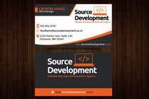 Graphic Design Kilpailutyö #341 kilpailuun Re-Design a Business Card for a Website & App Development Company