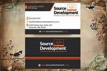 Graphic Design Kilpailutyö #345 kilpailuun Re-Design a Business Card for a Website & App Development Company