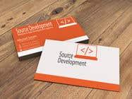 Graphic Design Kilpailutyö #184 kilpailuun Re-Design a Business Card for a Website & App Development Company
