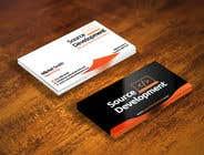 Graphic Design Kilpailutyö #39 kilpailuun Re-Design a Business Card for a Website & App Development Company