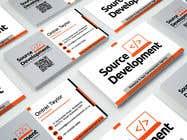 Graphic Design Inscrição do Concurso Nº282 para Re-Design a Business Card for a Website & App Development Company
