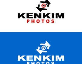 "#62 для I need a logo for my photography page. The logo will be written as ""KenKimPhotos"", not really looking for a particular design but something that will catch my eyes. It's simple best catchy design wins, if it's reallllly great, I'll increase the budget - 2 от istahmed16"