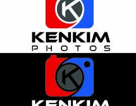 "#128 для I need a logo for my photography page. The logo will be written as ""KenKimPhotos"", not really looking for a particular design but something that will catch my eyes. It's simple best catchy design wins, if it's reallllly great, I'll increase the budget - 2 от Rubina15"