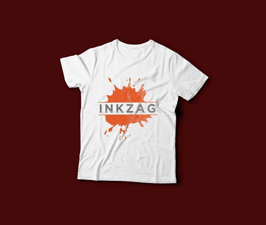 Penyertaan Peraduan #162 untuk Create Logo for T-Shirt Printing Company