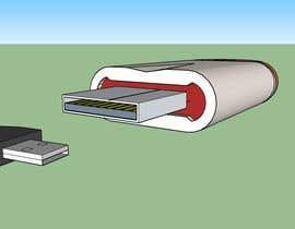 Nro 20 kilpailuun USB Chargers and cables with Family design käyttäjältä Hologra