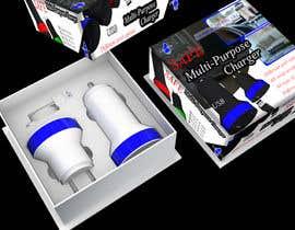 Nro 21 kilpailuun USB Chargers and cables with Family design käyttäjältä Programmming3D