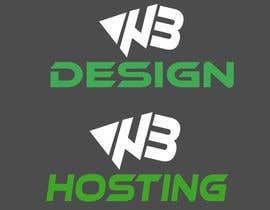 #60 for Logo Design WB Design and WB Hosting af MDDALOWARLEDP3