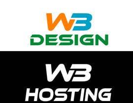 #73 for Logo Design WB Design and WB Hosting af MDDALOWARLEDP3