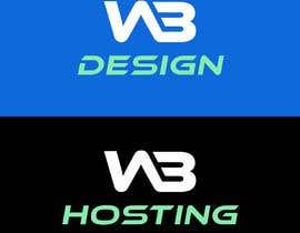 #49 for Logo Design WB Design and WB Hosting af Ripon8606