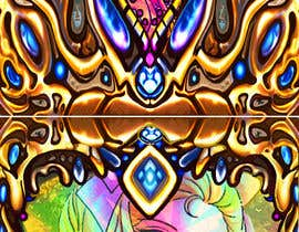 nº 20 pour I need a creative artist to convert the attached image into a stained glass style image that include all the details with the whole body. Please do amaze me with your creativity. par unsoftmanbox