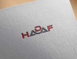 Nro 320 kilpailuun Logo Design / HADAF käyttäjältä nahidistiaque11