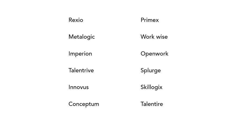 Konkurrenceindlæg #4 for Company Name