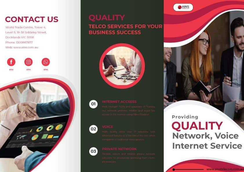Konkurrenceindlæg #25 for Marketing Collateral Design