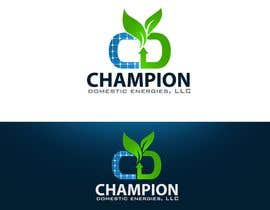 #4 pentru Logo Design for Champion Domestic Energies, LLC de către pinky