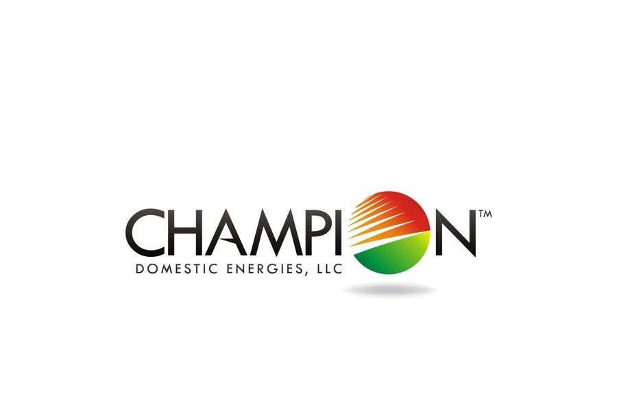 #128 for Logo Design for Champion Domestic Energies, LLC by realdreemz