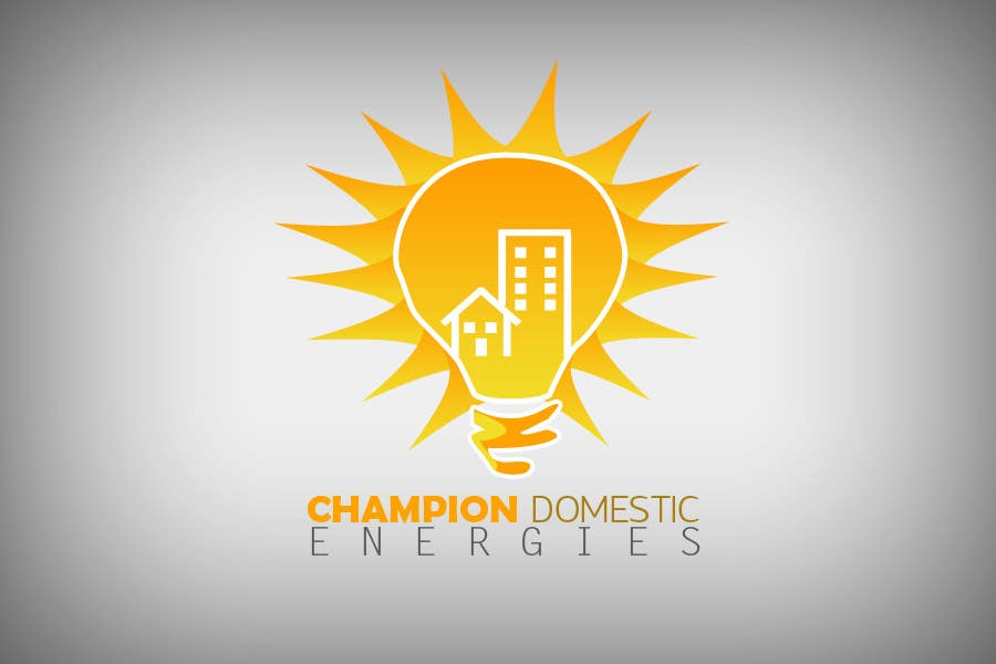 #8 for Logo Design for Champion Domestic Energies, LLC by bigpekelo