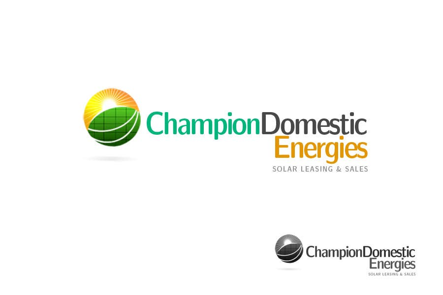 #7 for Logo Design for Champion Domestic Energies, LLC by RGBlue