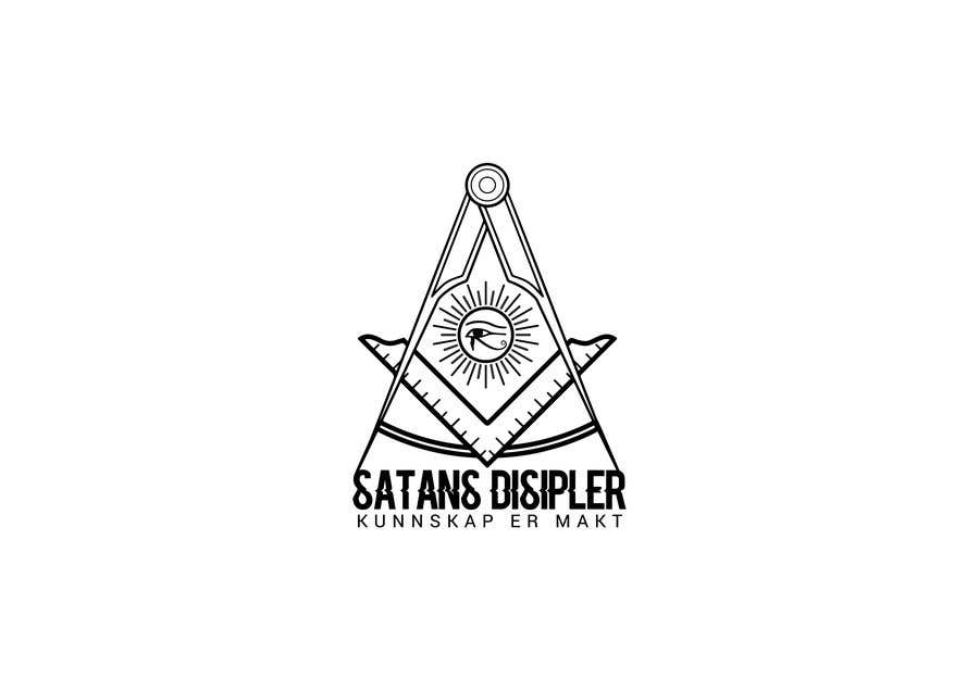 Contest Entry #27 for Logo for Satan group