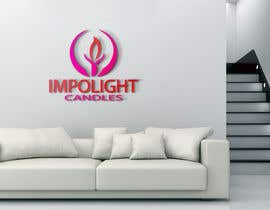#57 for Impolight Candles Logo by Shahidul25