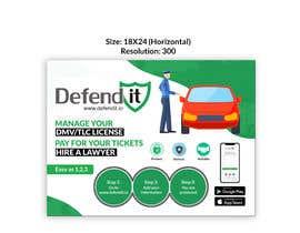 #146 para Car magnet poster design por Rajib1688