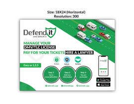 #156 for Car magnet poster design by Rajib1688