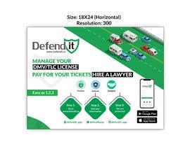 #161 para Car magnet poster design por Rajib1688