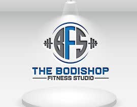 #73 for Create Me a Fitness Logo that will Rival other Fitness Brands by zobairit