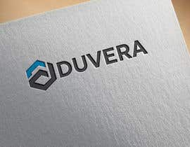 #15 для Company name is Duvera. I need a contemporary and minimalist logo designed. We are looking to use a white, gold, and red color scheme. от abrarbrian