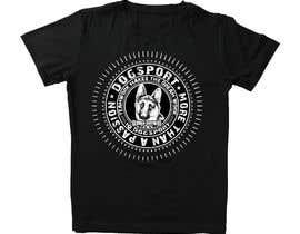 #38 для Design for a T-Shirt around Dogsports от afroza2019