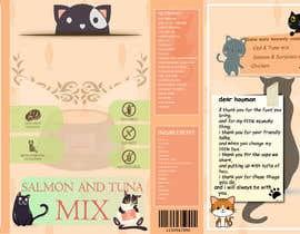 rajdeepbiswas299 tarafından Cat food packaging. için no 37