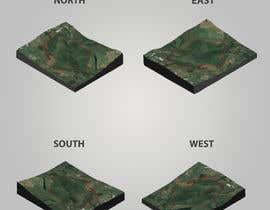 Nro 2 kilpailuun 3D terrain map käyttäjältä jaiminkataria