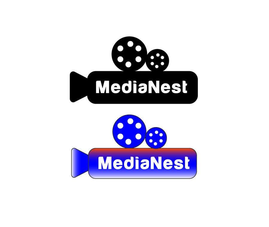 Kilpailutyö #74 kilpailussa Create Logo for Media Advertising Company.