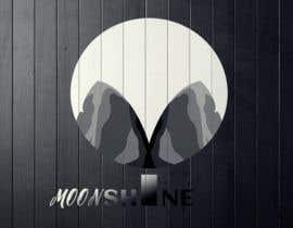 #26 for Moonshine Liquor Label af Hariiken