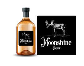 #12 for Moonshine Liquor Label by MFGraphicDesign