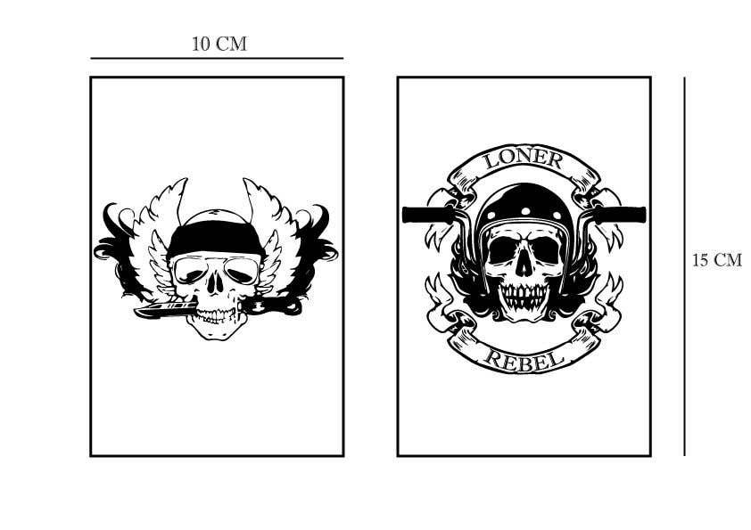 Penyertaan Peraduan #2 untuk Designs for Motorcycle Fender