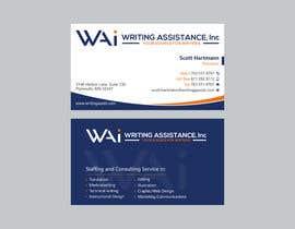 Nro 781 kilpailuun New Business Card Design käyttäjältä Uttamkumar01