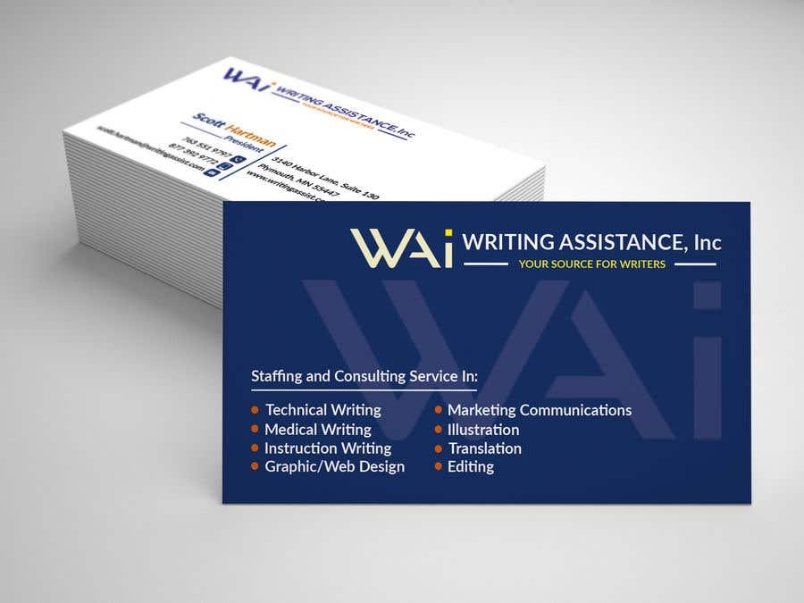 Inscrição nº 679 do Concurso para New Business Card Design