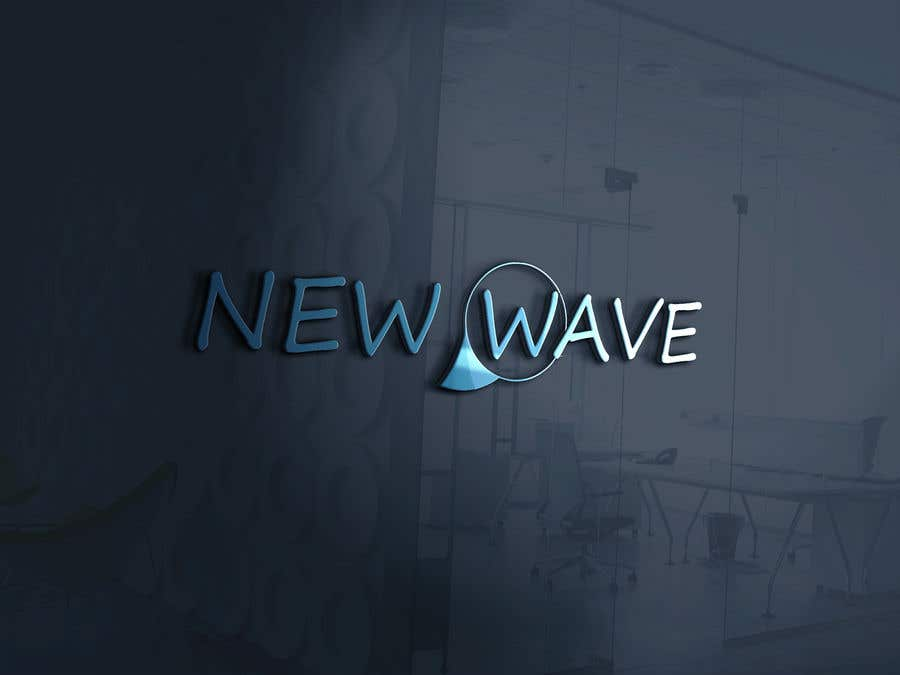 Contest Entry #24 for New Wave Logo Design