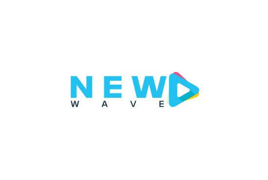 Contest Entry #35 for New Wave Logo Design