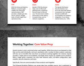 #17 for Company Product One-Pager by fardiaafrin