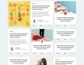 #4 for Design the website mock-up by jahangir505