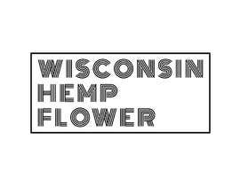 #48 for Wisconsin Hemp Flower Logo in a style Similar to an Uploaded File by maulanalways