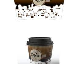 #50 for Paper Coffee Cup Designs by quackee
