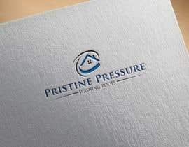 #195 untuk I need a company logo design for Pristine Pressure Washing oleh mstalza1994